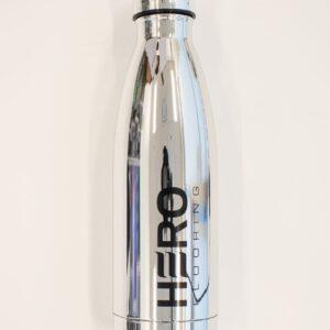 Silver Hero Bottle